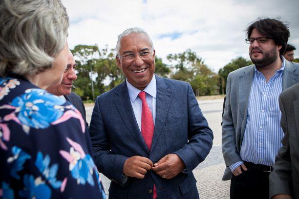 António Costa, que tomará posse nesta quinta como primeiro-ministro Crédito: Flickr do Partido Socialista