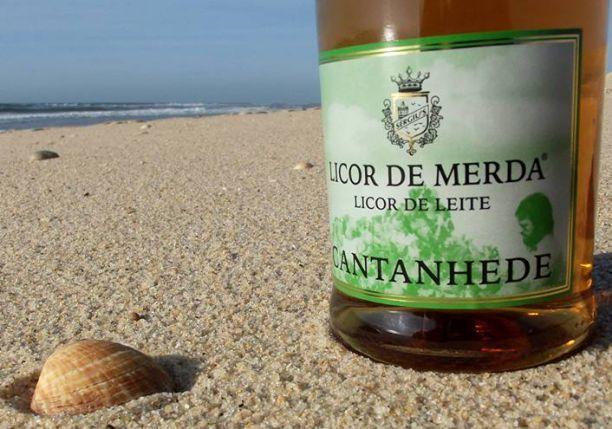 O Licor de Merda é reconhecido e apreciado em Portugal Crédito: Facebook Licor de Merda
