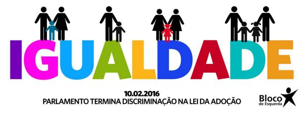 Outdoor da campanha pede igualdade e mostra diferentes composições familiares | Crédito: Reprodução