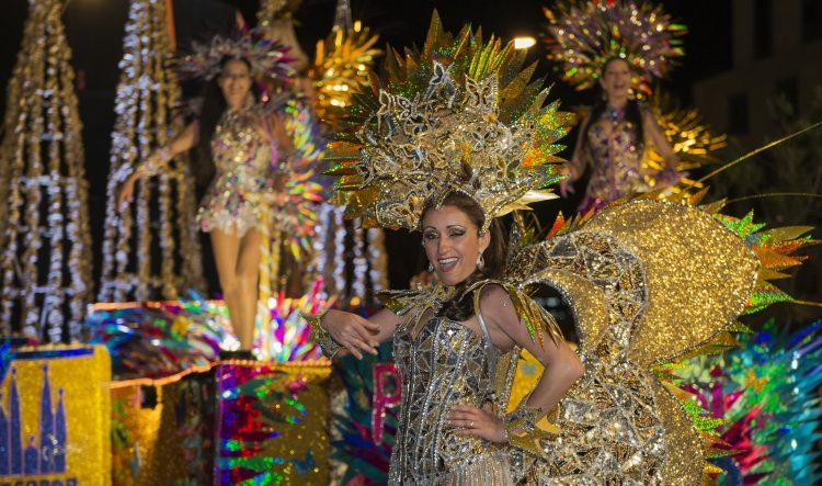 Carnaval na ilha da Madeira | Foto: Francisco Correia/Visit Madeira
