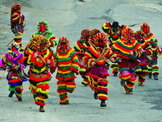 Carnaval de Macedo de Cavaleiros tem origem celta | Foto: Associação Grupo de Caretos de Podence
