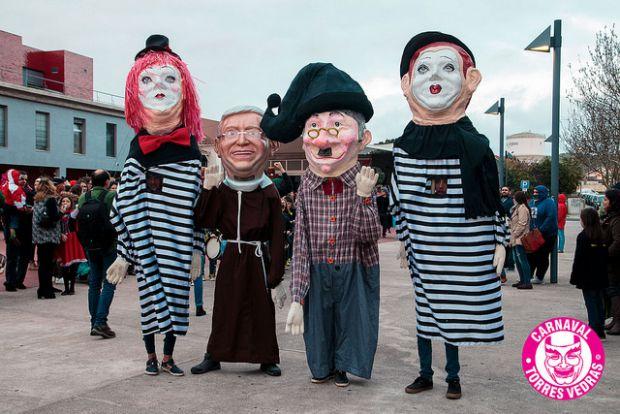 Inauguração do Carnaval de Torres Vedras | Foto: Carnaval de Torres Vedras