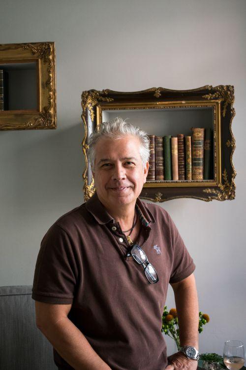 Publicitário Ricardo Braga mergulho no universo de Fernando Pessoa | Foto: Giuliana Miranda