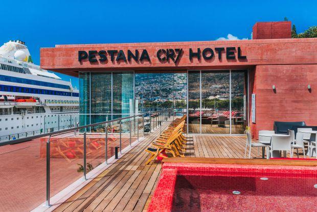 O quatro estrelas Pestana CR7 na Madeira | Foto: Divulgação