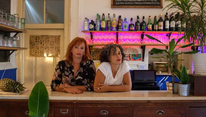As sócias da Casa Independente: Patrícia Craveiro Lopes e Inês Valdez