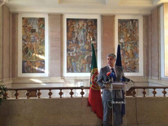 Mário Centeno, o ministro das Finanças de Portugal, foi escolhido em dezembro para o Eurogrupo | Foto:Governo de Portugal/Divulgação