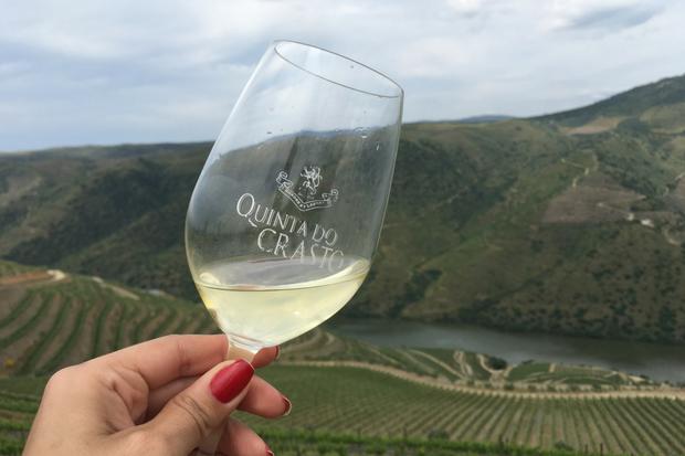 Vinhos portugueses do Douro têm conquistado elogios da crítica especializada | Foto: Giuliana Miranda/Folhapress