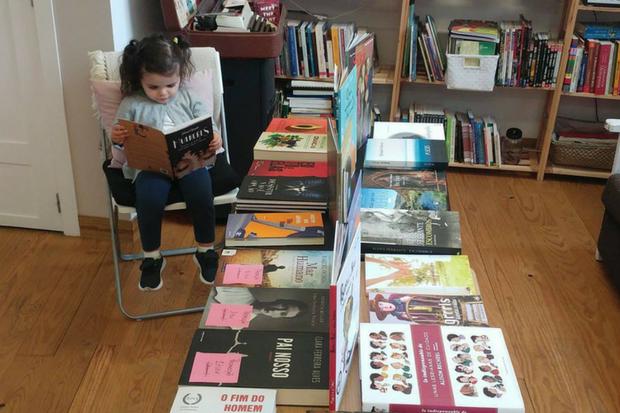 Literatura feminina é destaque na Confraria Vermelha, no Porto | Foto: Reprodução Facebook
