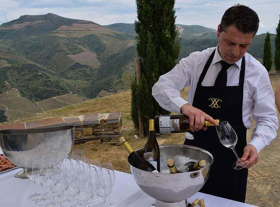 Programação tem evento especial de vinhos portugueses no shopping JK Iguatemi | Foto: Giuliana Miranda/Folhapress