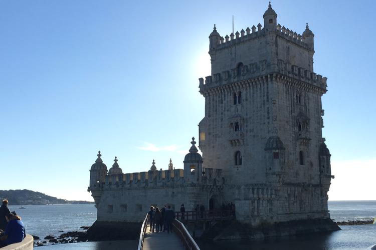 Torre de Belém,  um dos principais cartões-postais de Lisboa | Foto: Giuliana Miranda/Folhapress