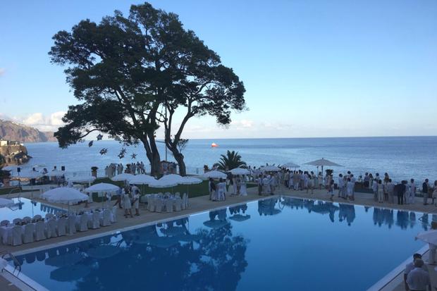 Belmond Reid's Palace, na Madeira, foi eleito o melhor resort em ilha da Europa | Foto: Giuliana Miranda/Folhapress