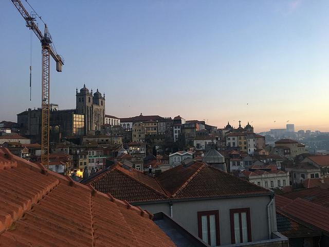 Preço dos imóveis no Porto também subiu mais de 20% | Foto: Giuliana Miranda/Folhapress