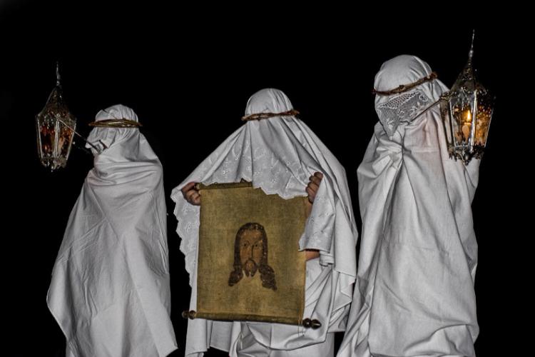 Procissão dos penitentes remonta à Idade Média | Foto: Divulgação