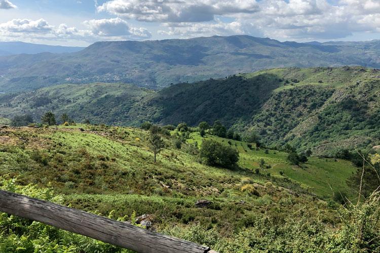 Parte da área do município está inserida no parque nacional da Peneda e Gerês | Foto: Giuliana Miranda/Folhapress