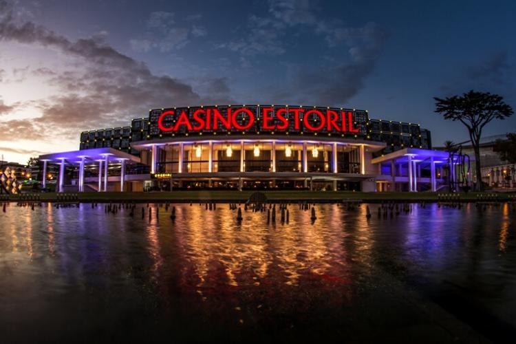 Cassino do Estoril é o maior em área da Europa | Foto: Divulgação