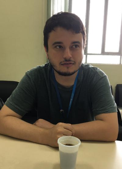 Mesmo legalizado desde o primeiro dia, o estudante Wagner Cardoso tenta há meses conseguir um número de utente   Foto: Arquivo pessoal